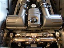 フェラーリ F430 (クーペ)iPE / Innotech performance exhaust iPE 可変バルブ マフラーの単体画像