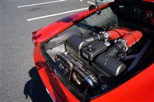 フェラーリ F430 (クーペ)iPE / Innotech performance exhaust iPE 可変バルブ マフラーの全体画像