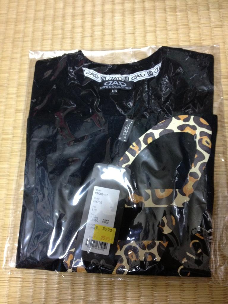 GARSON / D.A.D キッズTシャツ