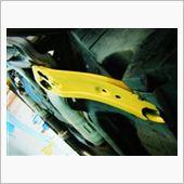 NOVUM Moter sport factory サポートバー / バナナサポート