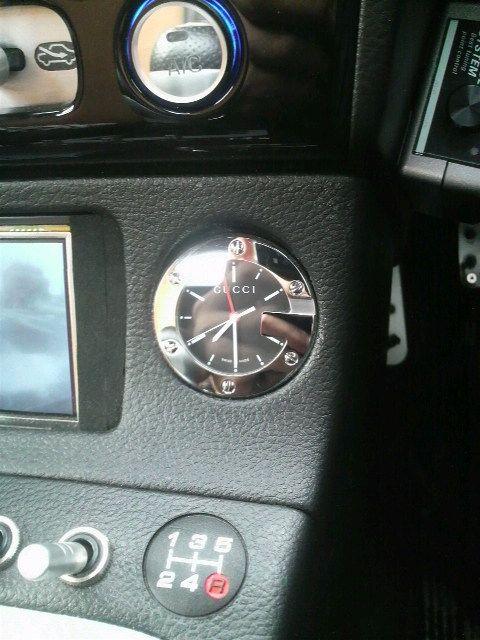 huge selection of c267f 6941e gucci 置時計 のパーツレビュー | コペン(ほやって) | みんカラ