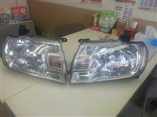 ミラージュディンゴ三菱自動車(純正) ヘッドライトassyの単体画像