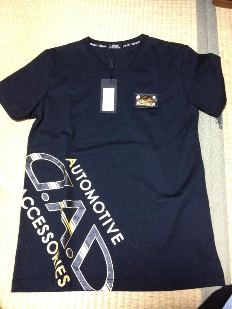 D.A.D / GARSON  D.A.D Tシャツ