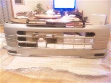トゥデイダイハツ ダイハツ純正 ムーヴL600系フロントバンパーの単体画像
