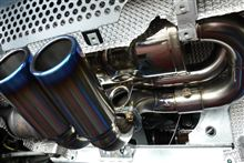 エリーゼ大洋モータース 1ZRエリーゼ ワンオフマフラーの単体画像