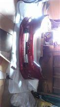 ラフェスタ ハイウェイスター日産純正 フロントバンパー・フロントプロテクターの単体画像
