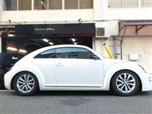 ザ・ビートル (ハッチバック)autoplus 車高調サスペンションシステムの全体画像