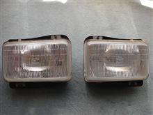 クラウンハードトップトヨタ純正 ヘッドライトの単体画像