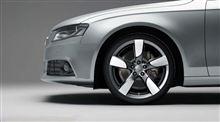 A4 アバント (ワゴン)Audi純正(アウディ) 19 × 8.5J 5 Rotor arm Hollow Spoke Alloy Wheelの全体画像