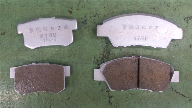 3Q自動車 Selex Break スポーツPad C-799°
