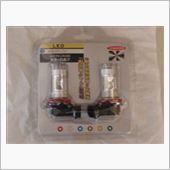 SHARE×STYLE H8 H11 H16 兼用 8W級の明るさ Cree社製 30WLEDバルブ/ホワイト2個セット