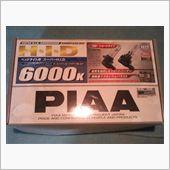 PIAA ALSTARE 6000K H11 コンプリートキット