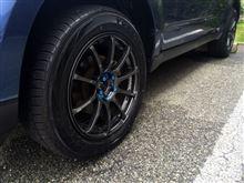 フォレスターYOKOHAMA ADVAN Racing RSの単体画像
