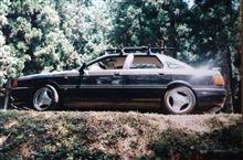 80・90TRESER アルミホイールの単体画像