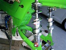 シャリーOKD OKD 車高調整式スプリングの全体画像