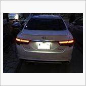 CAR MATE / カーメイト GIGA LEDライセンスランプ LSホワイト Bタイプ シングル BW132