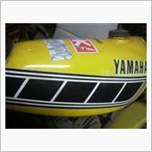 ヤマハ(純正) YZ80タンク