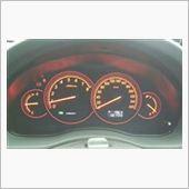 STI 260km/hメーター