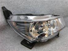 ルークススズキ純正 パレットSW リミテッドⅡ用 ヘッドライトの単体画像