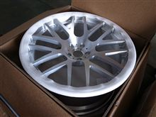 RS6アバント (ワゴン)D2FORGED Wheels MB1の単体画像