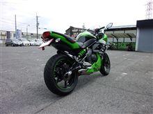 Ninja400RR's / 有限会社アールズ ギア ワイバン リアルスペックの単体画像