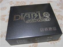JET4 125DIABLO HID H4キット 35W 6000Kの単体画像