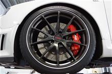 RS4 (セダン)RAYS VOLK RACING VOLK RACING G25の単体画像