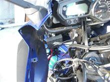 FZ6Rfcl モーターサイクル用35W HIDコンバージョンキット 6000kの全体画像