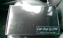 MKXCar shop GLOW HID 35W 6000Kの単体画像