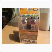 PIAA ミラーオレンジ S25シングル H-647