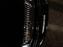 GS300レクサス純正 ブラックメッキグリルの単体画像