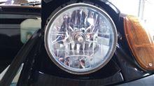 914RAYBRIG / スタンレー電気 マルチリフレクターヘッドランプ ブルーの全体画像