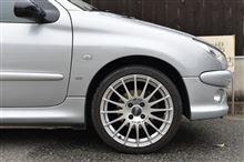 206SW (ワゴン)O・Z / O・Z Racing SUPERTURISMO GTの単体画像