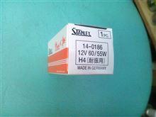 デスペラード400Xスタンレー H4ハロゲンランプ 耐震の単体画像