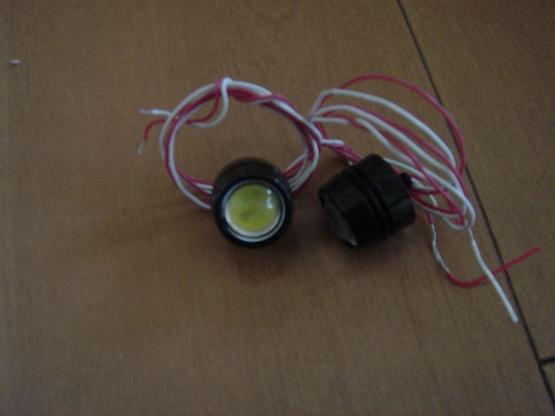 しまりす堂 3W 1灯式デイライト 白