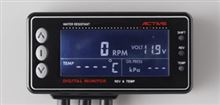 ACTIVE デジタルモニターV3 REV&TEMP