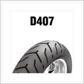 DUNLOP  D407 170/60R17 M/C 78H BW