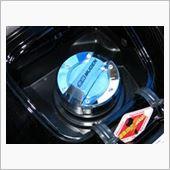 MUGEN / 無限 Fuel Cap Cover / フューエルキャップカバー
