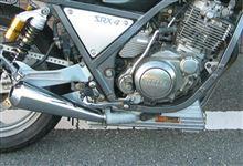 SRX400ヨシムラジャパン ヨシムラTHUMPERの全体画像