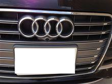 A7 スポーツバックAudi純正(アウディ) Audi S7用ラジエターグリルの単体画像