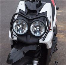 BW'S125KN企画 BWS125X ライトアッセン ダブルライト北米仕様 の単体画像