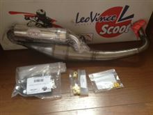 SR50LeoVince LEOVINCE TT- Aprilia SR (2000-02)の単体画像