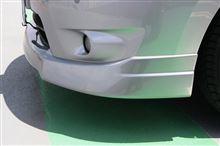 ラフェスタ ハイウェイスター日産(純正) フロントプロテクターの単体画像