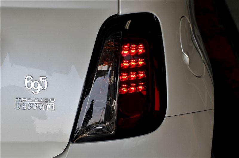 autoplus LEDテールライト スモーク Black Flame Limited
