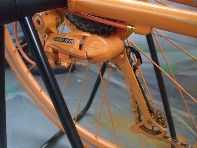 SHIMANO(自転車) リアディレイラー