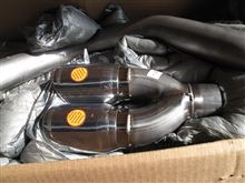 タホCORSA Performance Cat-Back Exhaust Systemの単体画像