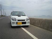 KeiワークスSUZUKI SPORT / IRD フロントバンパーの単体画像