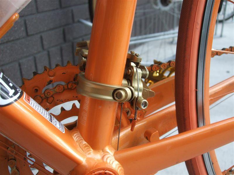 SHIMANO(自転車) フロントディレイラー