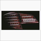 Valenti JEWEL LED テールランプ クリア/レッドクローム