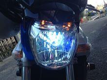GSR400XENON LIGHT H4スライド式 6000K 55Wの単体画像